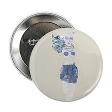 Alissa Always the Bridesmaid Button