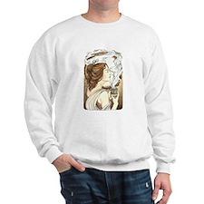 Alphonse Mocha Sweatshirt