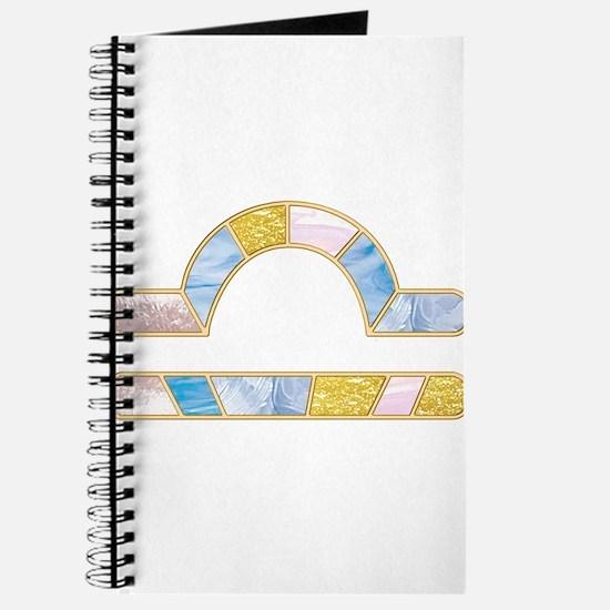 Libra Zodiac Gifts Journal
