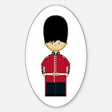 British Royal Guard Decal