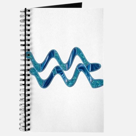 Aquarius Gifts Journal