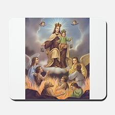 Our Lady of Mt. Carmel Mousepad