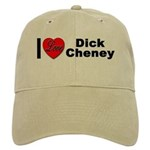 I Love Dick Cheney Cap