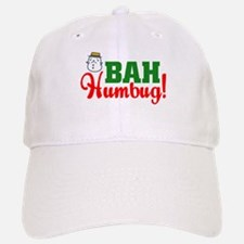 Bah Humbug! Baseball Baseball Cap