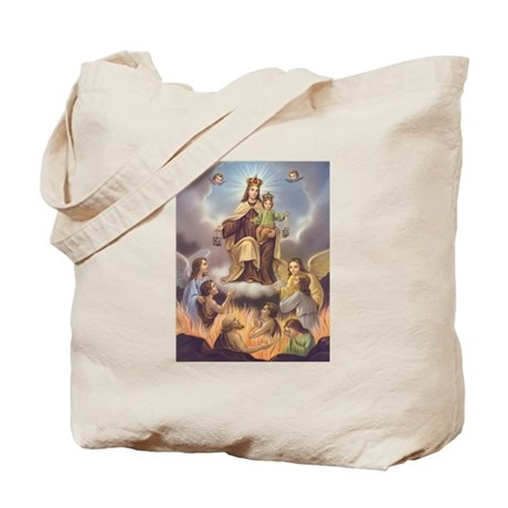 Our Lady of Mt. Carmel Tote Bag