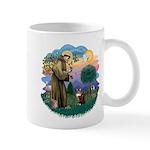 St. Fran (ff) - Maine Coon (#9) Mug