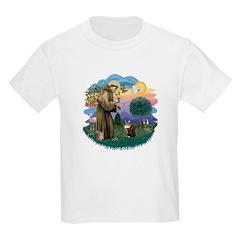 St. Fran (ff) - Maine Coon (#9) T-Shirt