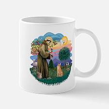 St. Fran. (ff) - Orange Tabby Mug