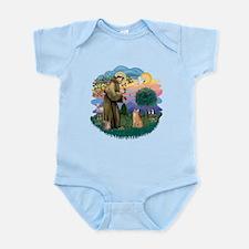 St. Fran. (ff) - Orange Tabby Infant Bodysuit