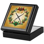 Bassoon Christmas Music Keepsake Box