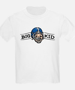 Big Brother Football 2 Sided T-Shirt