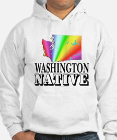 Washington native Hoodie Sweatshirt