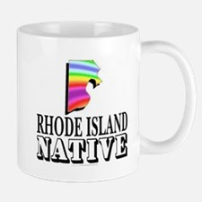 Rhode Island native Mug
