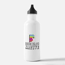 Rhode Island native Water Bottle
