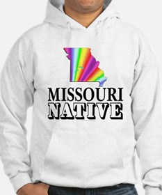 Missouri native Hoodie Sweatshirt
