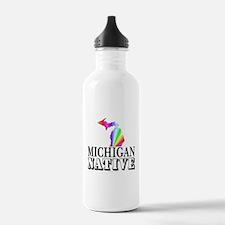 Michigan native Water Bottle