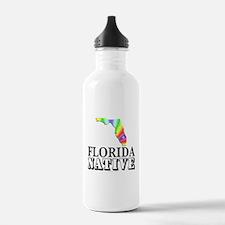 Florida native Water Bottle