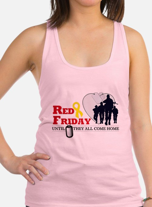 Red Friday - Until They All C Tank Top