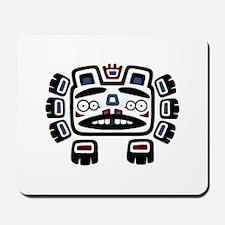 Bear Totem Mousepad