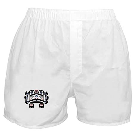 Bear Totem Boxer Shorts