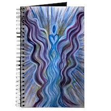 Golden One Angel Journal