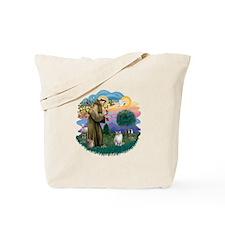 St. Fran. (FF) - Ragdoll (LynxPt) Tote Bag