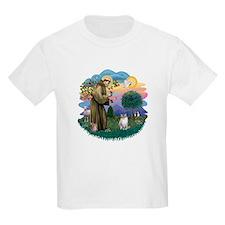 St. Fran. (FF) - Ragdoll (LynxPt) T-Shirt