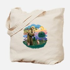 St Francis - Sphynx (fawn) Tote Bag