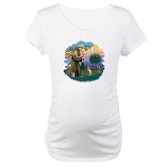 St Francis - Sphynx (fawn) Shirt
