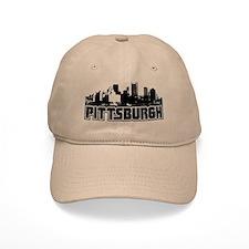 Pittsburgh Skyline Baseball Cap