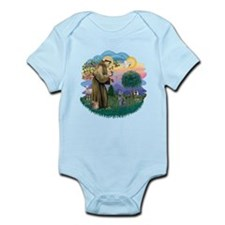 St Fran (ff) - Russian Blue (#2) Infant Bodysuit