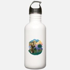 St Fran (ff) - Russian Blue (#2) Water Bottle