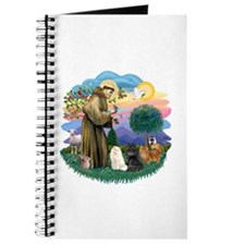 St Fran (ff) - 3 Persian Cats Journal