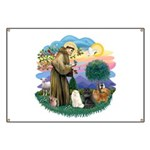 St Fran (ff) - 3 Persian Cats Banner