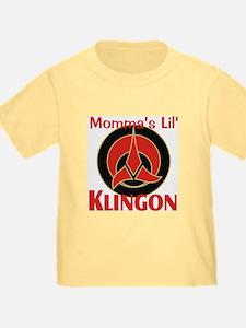 Momma's Lil' Klingon T
