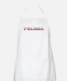 Polska Eagle / Polish Flag BBQ Apron