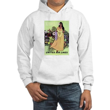 United Airlines 'Hawaii' Hooded Sweatshirt