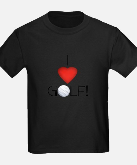 I Love Golf! The pint-sized version of our popular