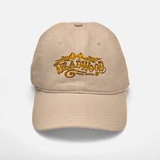 Deadwood Saloon Baseball Baseball Cap