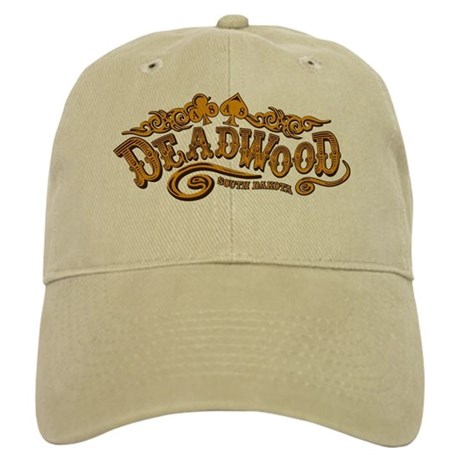 Deadwood Saloon Cap