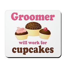 Funny Groomer Mousepad