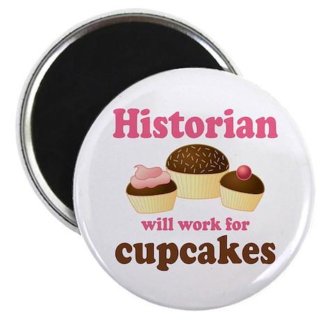 Funny Historian Magnet