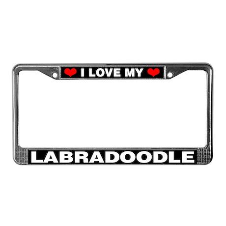 I Love My Labradoodle