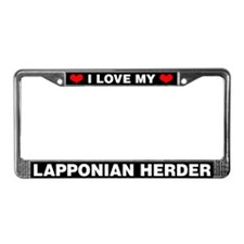 I Love My Lapponian Herder