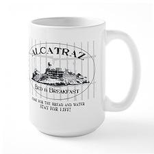 ALCATRAZ BB Mugs