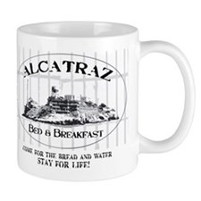 Funny Bed and breakfast Mug