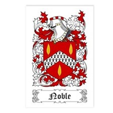 Noble Postcards (Package of 8)