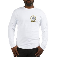 AYOTTE Family Crest Long Sleeve T-Shirt