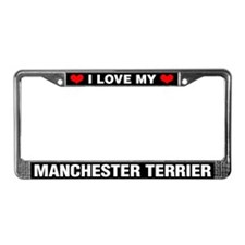 I Love My Manchester Terrier
