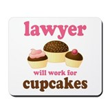 Lawyer Mouse Pads